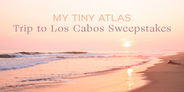 To celebrate summer and the recently published book,My Tiny Atlas, Read It Forwards partnered with the author and founder of Tiny Atlas Quarterly, Emily Nathan, and a bunch of their favorite brands to bring you the vacation of your dreams to Los Cabos, Mexico!