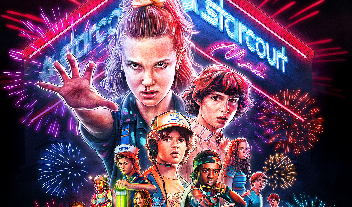 Play the Coca-Cola Stranger Things Instant Win Game daily for your shot at over 1,900 prizes including a trip to the set of Stranger Things. Daily prizes include autographed Stranger Things t-shirts, posters, Netflix gift cards, and lots more.