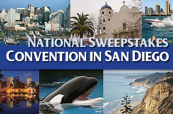 The 2019 National Sweepstakes Convention Is Coming August 1-4