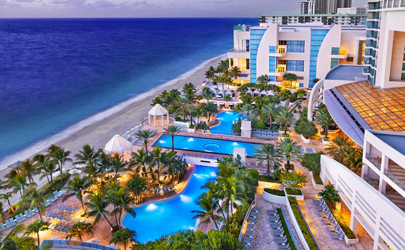 Enter to Win a Stay at The Diplomat in Fort Lauderdale.
