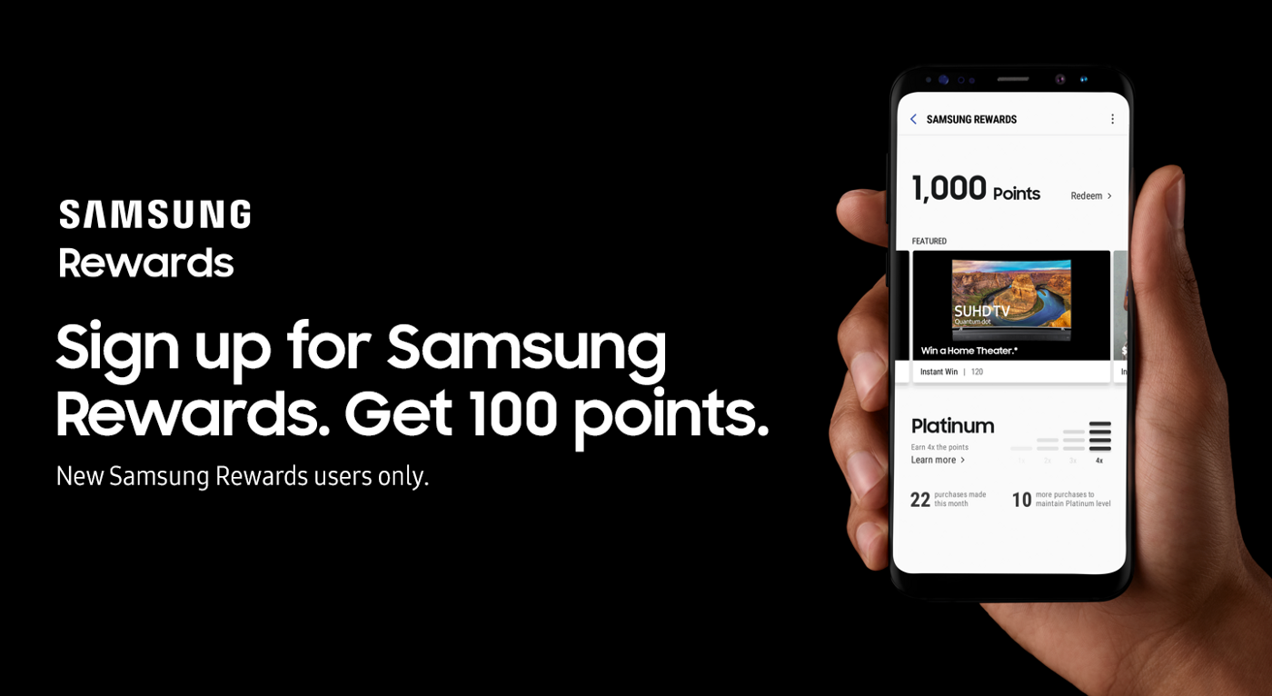 1,501 WINNERS! Enter for your chance to win FREE Samsung Rewards points when you enter the Samsung Galaxy Store Fresh Summer Themes Sweepstakes
