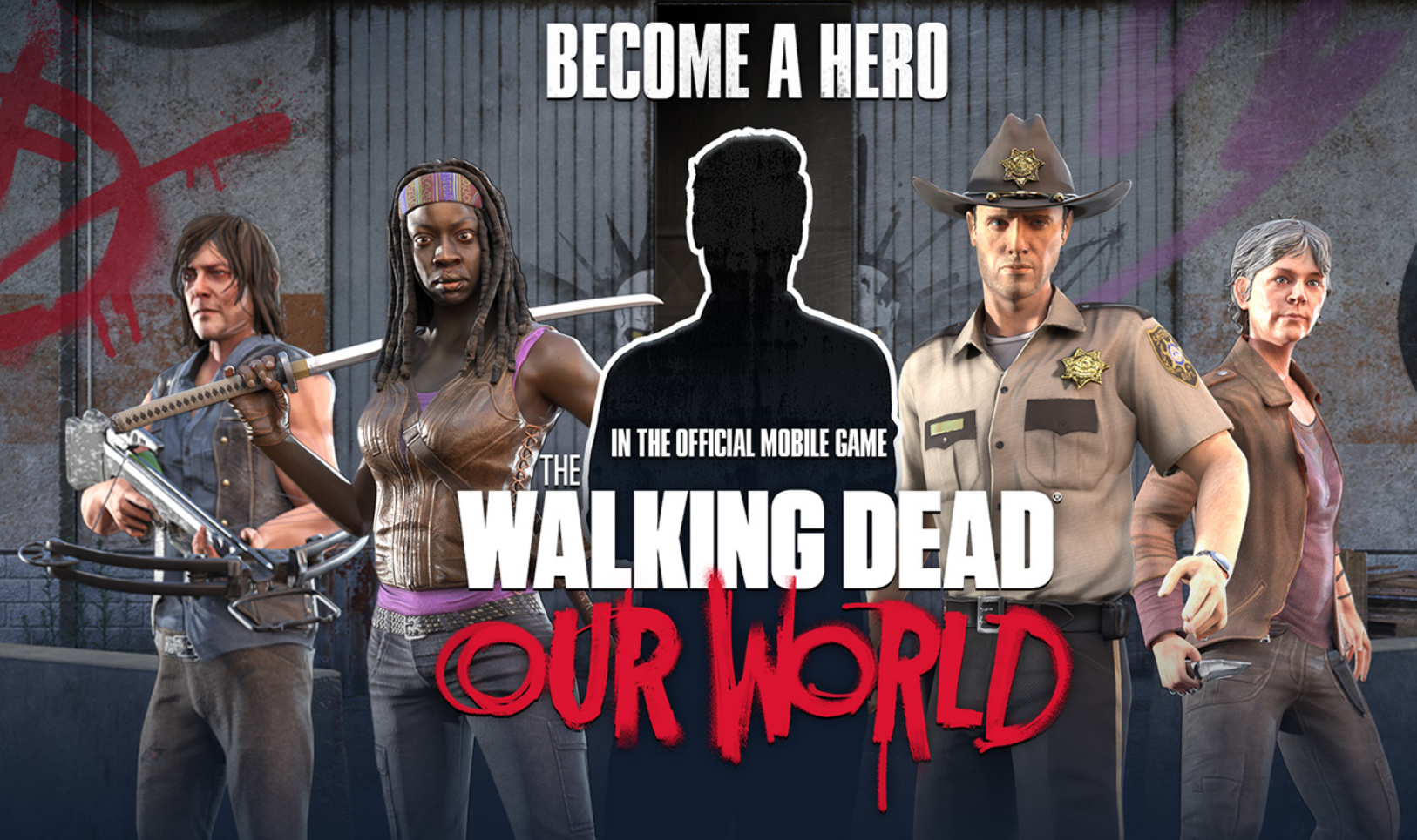 """Enter the The Walking Dead Our World Contest for your chance to win Free tickets to New York Comic Con plus your change to appear in """"The Walking Dead Our World"""" video game"""