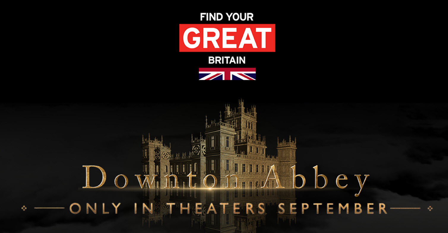 Enter Walkers Shortbread's Downton Abbey Sweepstakes for your chance to win a trip for two to London, England to Downton Abbey filming locations or one of 13 other Downton Abbey or Walkers Shortbread prizes.