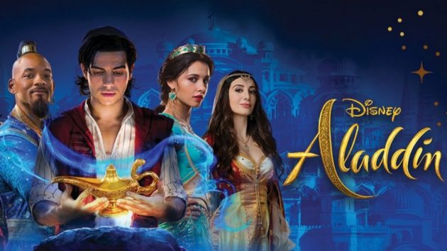 20 WINNERS! Enter for your chance to win a POPSUGAR Disney's Aladdin Must Have Box plus one grand prize winner is also going to win $2,500 in CASH!