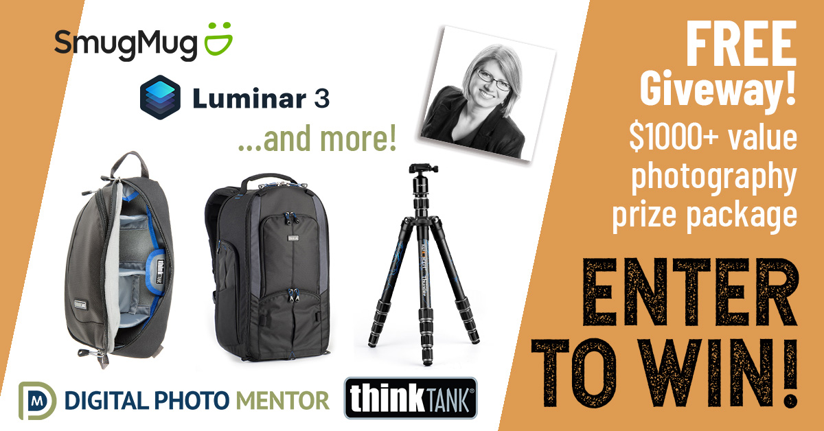 If you're a traveler and love to take photos, you'll want to enter this $1,000 travel sweepstakes for a chance to win amazing travel photographer's equipment and software bundle with an approximate retail value of $1000.