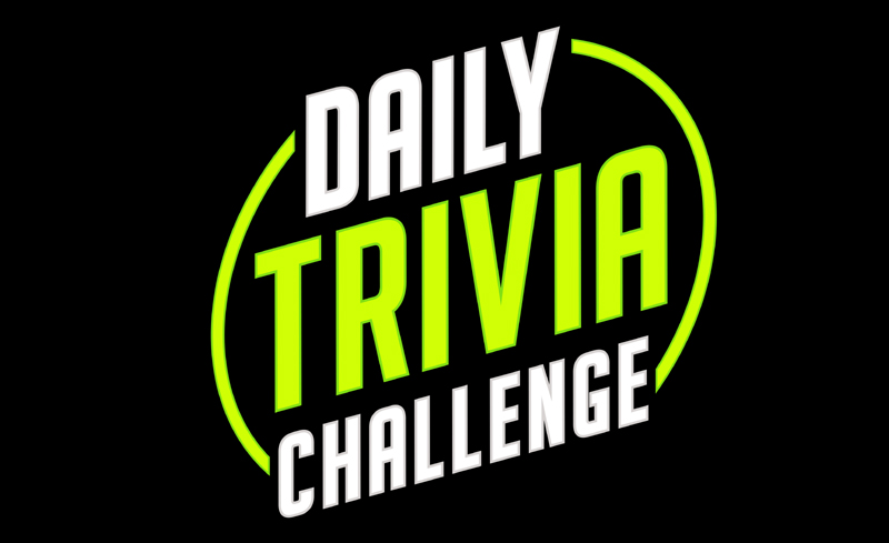 Get today's trivia answer and enter for your chance to win Free Cash from The Game Show Network.