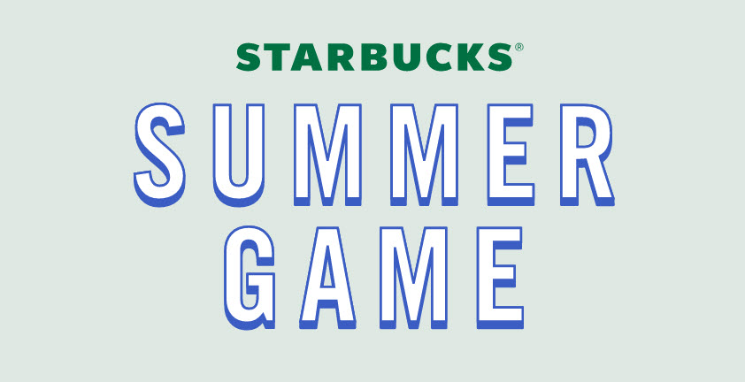 Play the Starbucks Summer Instant Win Game for your chance to win from over 2 Million Prizes
