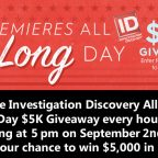Investigation Discovery Addict Of The Month Win A Walk On