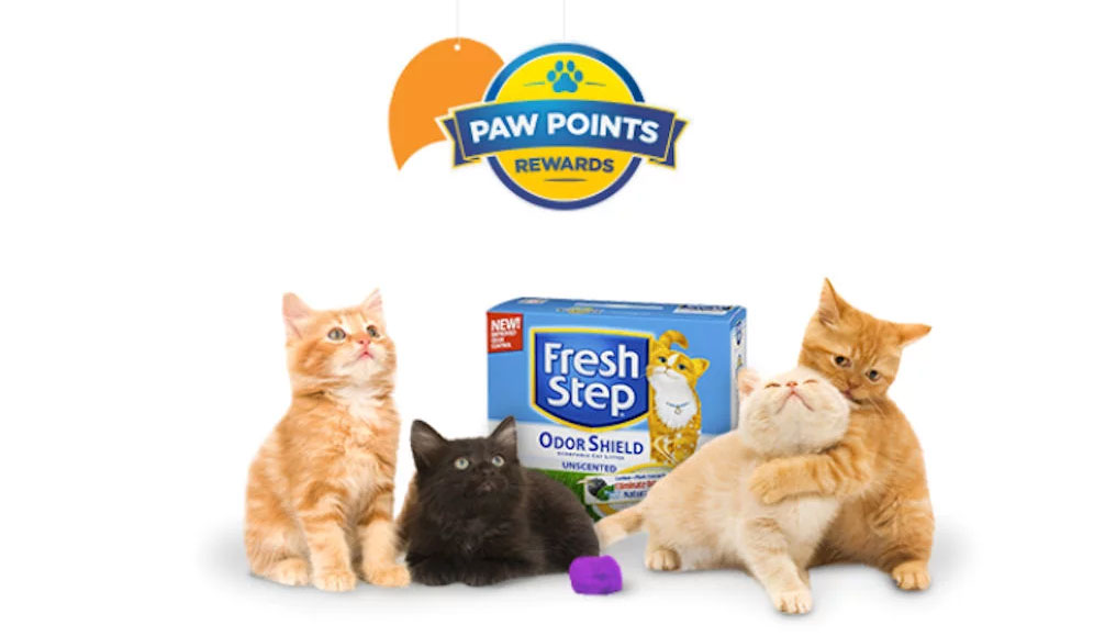 326 WINNERS! Register for a Free Paw Points account and play the Paw Points September/October Instant Win Game your chance to win 1 of 326 Amazon.com Gift Card and Pettsie prizes