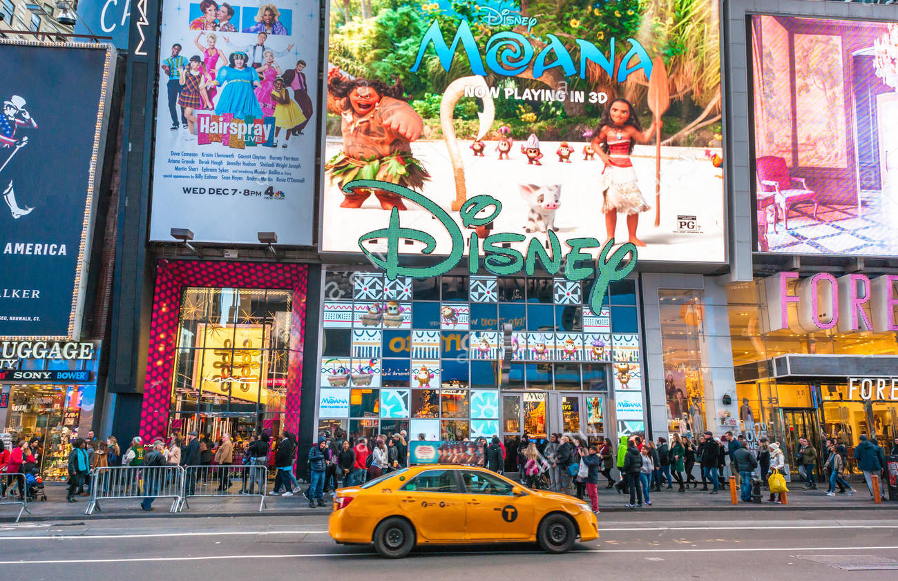 shopDisney and Disney store are giving you a chance to win a Grand Prize trip for four (4) to New York City! Magic in the Big Apple awaits with an amazing shopping spree at our Disney store Times Square location and more.