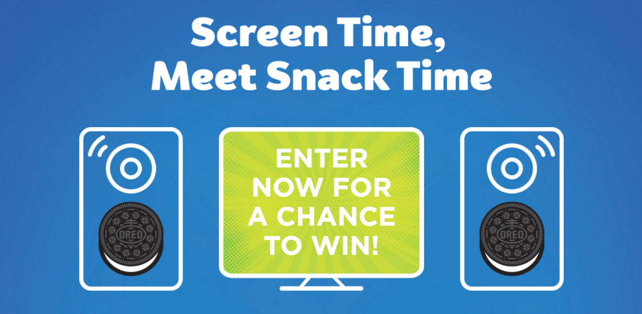 Enter the Canteen Snack and Stream Sweepstakes for your chance to win great prizes including a Home Theater System, Surround Sound Speaker System, 100 movie vouchers and $900 Cash!