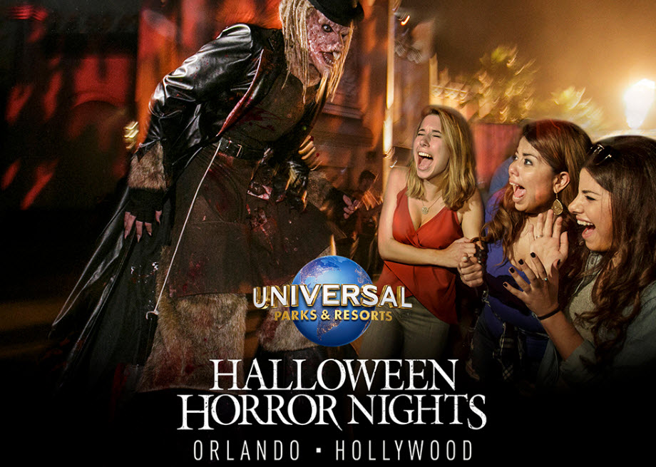 Enter for your chance to win a trip for 4 to Universal Orlando Resorts in Florida or Universal Studios Hollywood in California when you enter Cosmopolitan Magazine's Halloween Universal Studios Trip Sweepstakes