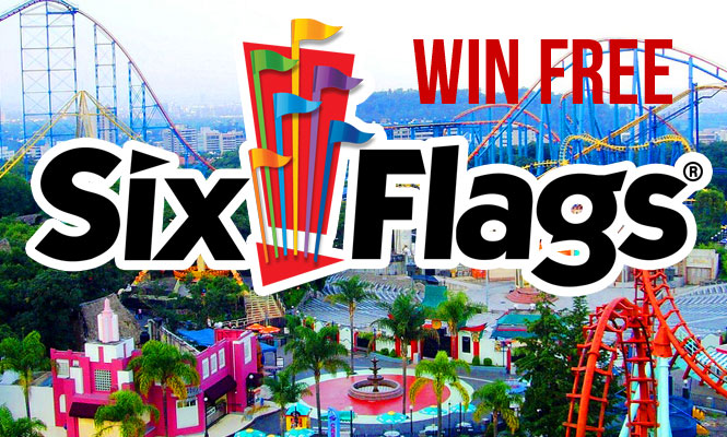Win FREE Six Flags tickets when you play the Six Flags Holiday In The Park Instant Win Game daily! Tickets are valid through the end of each park's end of season. While some Six Flags close in November, others stay open all year long.
