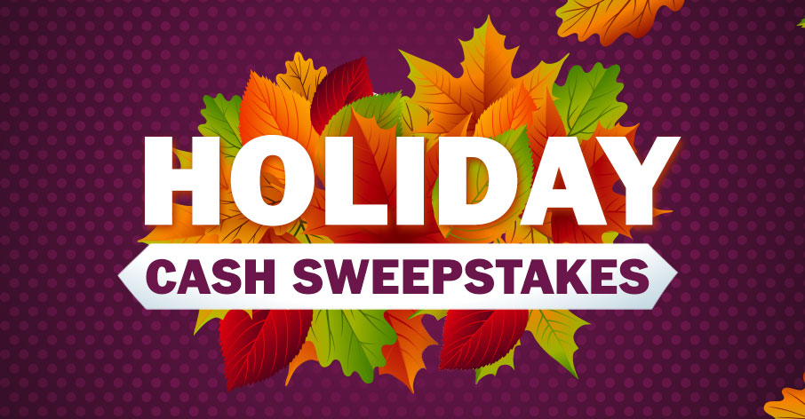 Enter for your chance to win $5,000 in the form of a check when you enter The View's Holiday Cash Sweepstakes