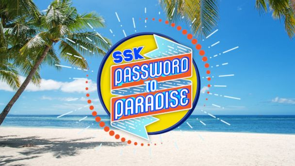 Strahan, Sara and Keke's Password to Paradise Contest daily code words. Enter for a chance to win an all-inclusive dream vacation in the Caribbean or Mexico during the month of November!Every day (Monday-Thursday) hidden you will find a single password hidden within their show. Write it down and at the end of the week submit all the passwords. Then, upload a video telling us why you deserve a vacation and you may be selected to win!