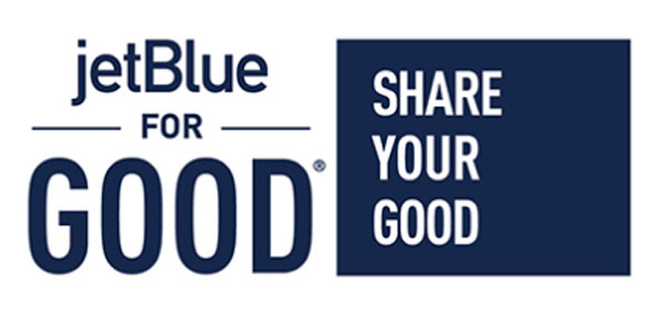 55 WEEKLY WINNERS! Share a photo of how you do good for a chance to win flights and GlobalGiving Donation Codes from JetBlue, so you can give back to your community and beyond.