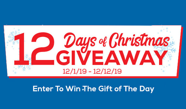 2 Days of Sun & Ski Christmas is your chance to win a featured gift each day through December 12th. One winner will be randomly selected each day. #sunandskiChristmas