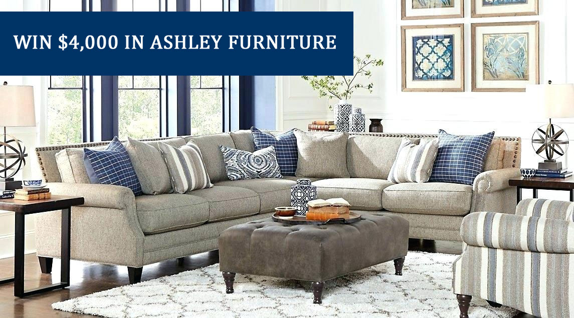 Enter for your chance to win $4,000 worth of dining room furniture from Ashley HomeStore when you enter Bob Vilas Renew Your Dining Room Giveaway