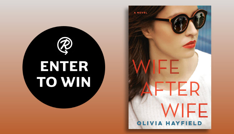 Read it Forward is giving away 100 copies of the book, Wife After Wife by Olivia Hayfield. Enter for your chance to win. Wife After Wife is a wickedly entertaining and utterly absorbing modern take on the life and marriages of Henry VIII...if he were a twenty-first-century womanizing media mogul rather than the king of England.