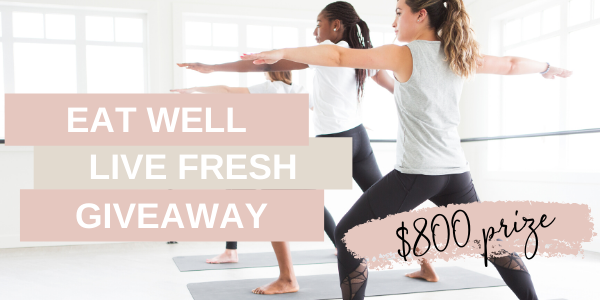 Win prizes to help you be a healthier you! Enter the Live Well giveaway for a chance to win Laser Hair Removal System worth $250 from Tommy Timmy, a 1-Year Membership to The Fit Girls Club from The Fit Girls Club, 3 Signature Blowouts from Glam + Go., 5 Months Supply of Water from Hello Water, and the Full Product Line worth $100 from Honest to Wellness. Total prize is valued at $800!