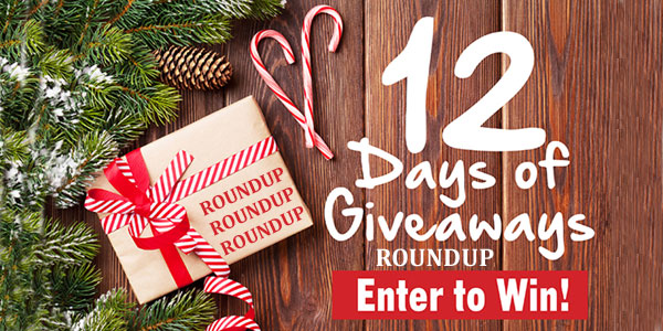 12 Days of Giveaways Roundup