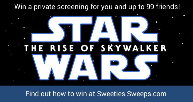 Enter for your chance to win The story of a generation comes to an end in Star Wars: The Rise of Skywalker. Enter the Disney Movie Insiders Star Wars Sweepstakes for your chance to win a private screening of Star Wars: The Rise of Skywalker for you and up to 99 guests.