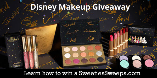Enter for your chance to win Disney Colourpop Makeup bundles. Inside the Magic is giving away Disney makeup sets by Colourpop to four lucky winners. Each winner will receive either theFrozen 2makeup bundle, the Disney Masquerade makeup bundle, the Disney Villains makeup bundle, or the Disney Designer Collection makeup bundle. Even villains can get creative with their makeup looks - and you don't have to be a villain to enjoy this Disney Villains makeup collection by Colourpop!