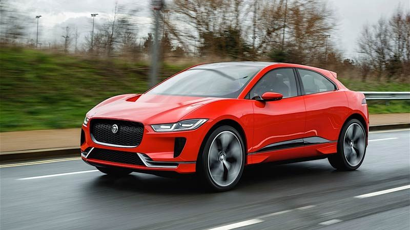 This holiday season, Jaguar is celebrating the spirit of giving with a chance to win a 2019 All-Electric Jaguar I‑PACE SUV. With a unique design inside and out, the all-electric 2020 Jaguar I-Pace both improves EV street cred and proves the species can be engaging behind the wheel.