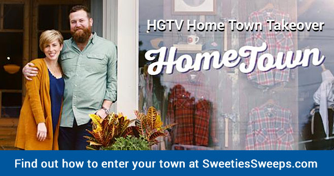 HGTV Home Town Takeover Contest