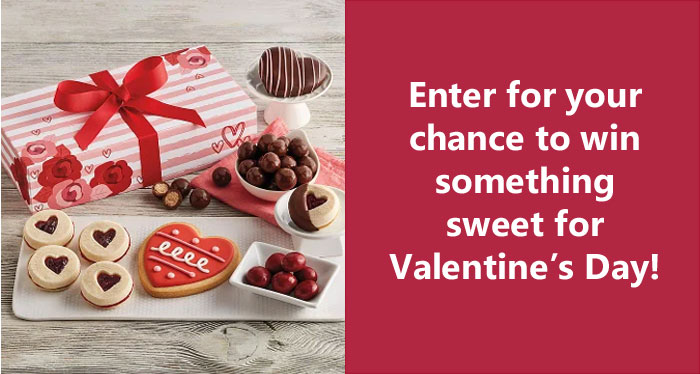 Vote on your favorite Harry & David Valentine's Day gift for a chance to win something sweet for you and your sweetheart! Whether you'd love an elegant date night, ALL the chocolate, or classics like flowers and chocolate-covered strawberries, we have the perfect gift for every taste.