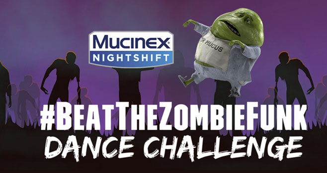 Do you love making #TikTok videos? Well now you get the chance to win $1,000 just for participating in the #BeatTheZombieFunk Challenge. Get your dancing shoes on, practice those steps and you could be a BIG winner!