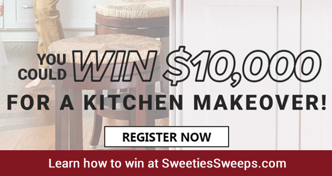 Enter for your chance to win a $10,000 Kitchen makeover! Play the Smithfield Race to the Table Instant Win Game daily for your chance to win a prize instantly.