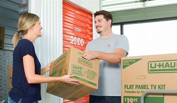 U-Haul is offering FREE 30 days of Self-Storage! As growing concerns surrounding the coronavirus (COVID-19) outbreak continue to disrupt, U-Haul is stepping forward with an offer of goodwill in the U.S. and Canada.