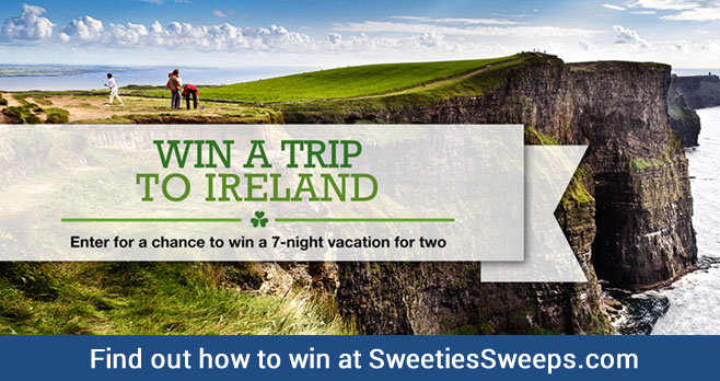 Enter for your chance to win the Ultimate Authentic trip for two to Ireland from Williams-Sonoma. The trip includes visits to the Guinness Storehouse and Cliffs of Moher
