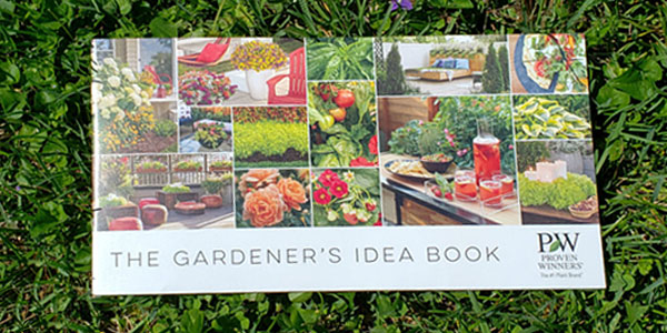 Get your FREE Proven Winners Gardener's Idea Book. It's a great way to get ready to garden this spring.