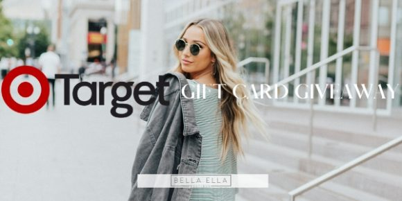 Bella Ella Boutique Target Gift Card Giveaway