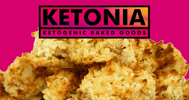 Enter for your chance to win delicious Keto White Chocolate Macadamia Macaroon. This exclusive product won't be available for quite some time, so if you'd like to be whisked away in a dreamy mix of white chocolate and coconut, accented with the crunchy rich flavor of toasted macadamia nuts...enter now for your chance to win all of the yummy goodness that Ketonia bakes into their macaroons.