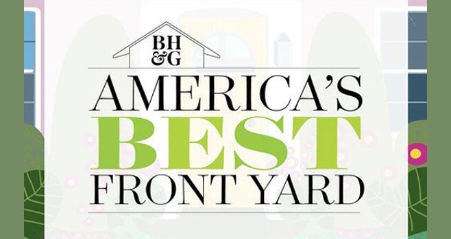 Better Homes & Garden is kicking off their second-annual America's Best Front Yard contest #BHGBestFrontYardContest and they want to see yours! We're all staying home but the good news is that gardening is a great escape. You can still step safely outside, social distance, and dig in the dirt.