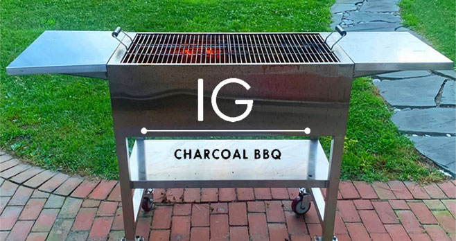 Enter for your chance to win an IG Charcoal Grill and a BBQ Set.