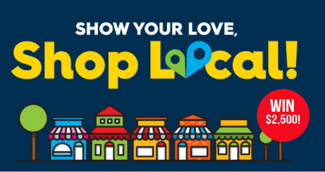 Recommend a small business, service, or restaurant. You could win $2,500 plus $2,500 will be given to your favorite local business. There are many ways to help support your local community as well as the local businesses in your city as we deal with the Coronavirus. During tough economic times we all need to support each other.