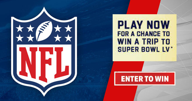 Enter for your chance to win a trip to Super Bowl LV in Tampa, Florida in 2021! NFL.com Predict The Pick allows you to predict the order of the 1st Round of the 2020 NFL Draft. The more picks you get correct, the higher your score. Play against friends in private groups or join one of our many public groups.