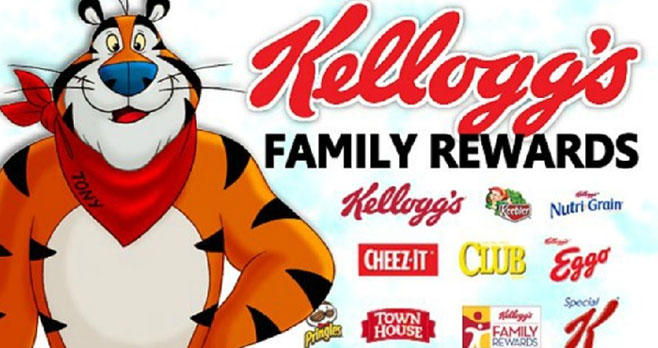 Enter for your chance to win $500 in cash when you enter the Kellogg's Family Rewards Giveaway. Redeem KFR points to enter or send you entries through the mail.