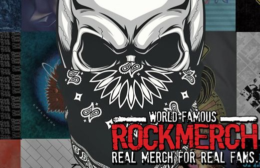 Enter for your chance to win $250 in FREE authentic, licensed, Rock Music Merchandise from RockMerch. YOU GET TO CHOOSE your own prize!