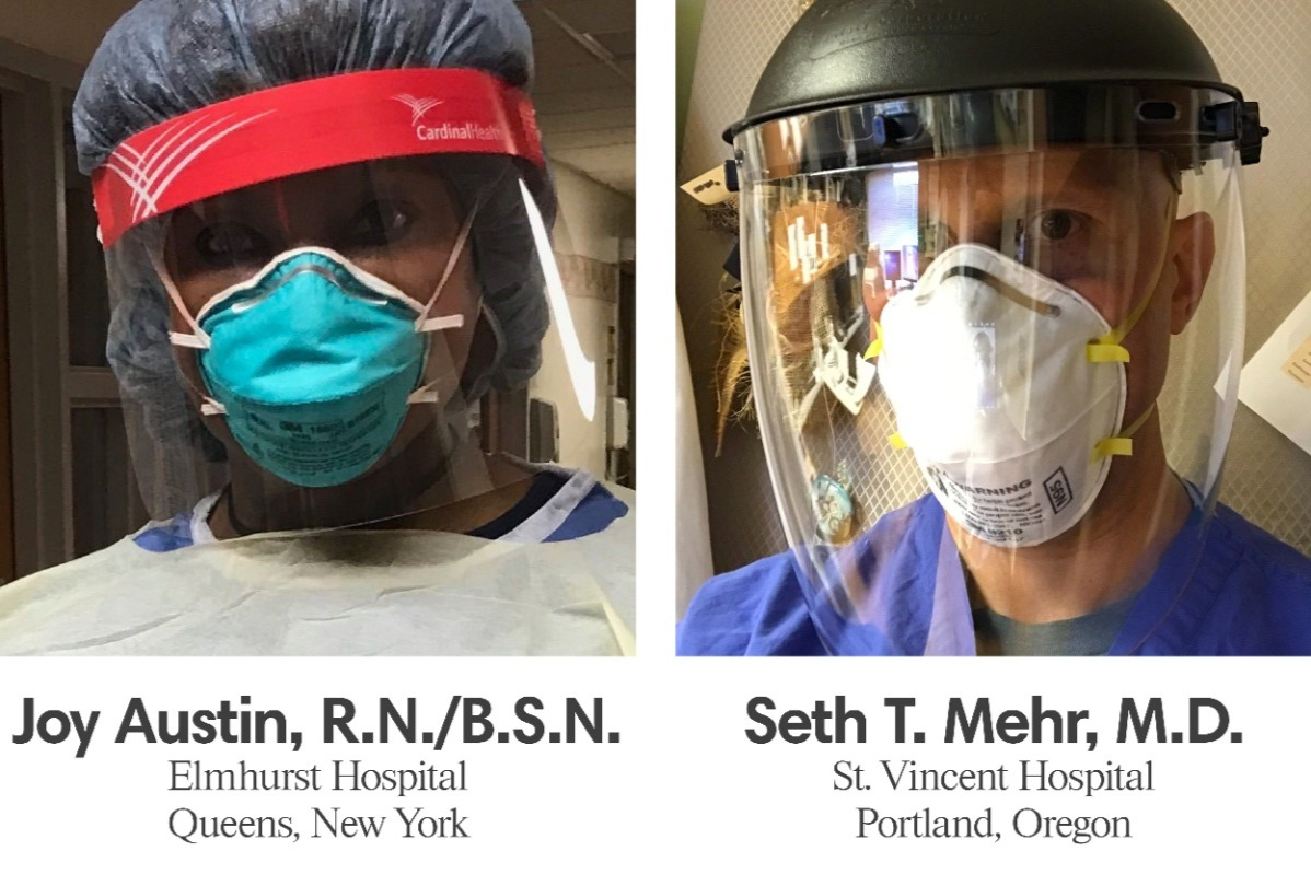 FREE Masks For Every American from Dhvani! Visit their website to claim your free mask. You just need to fill out the form. You don't have to be a healthcare worker or essential worker. Every American can get one Free Mask!