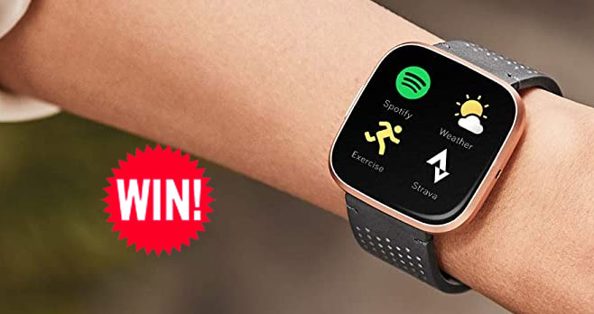 Enter for your chance to win a #FITBIT Versa 2 Smartwatch from Mindle Realm. Fitbit Versa 2 is a health & fitness smartwatch that elevates every moment.