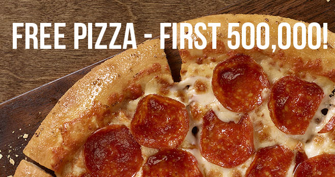 HOT! Go now if you want to win a Free Pizza from #pizzahut First 500,000 wins! Pizza Hut is teaming up with America's dairy farmers to honor 2020 graduates by giving away half a million FREE pizzas! Just sign up for a Free Hut Rewards account to claim your free medium 1 topping pizza and redeem online through 6/4.