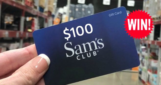 Enter for your chance to win a $100 Sam's Club gift card when you the the Savings.com #TysonAtSamsClub Giveaway. They are giving awayfive $100 gift cardsfrom Sam's Club! Submit your email address for a chance to win!