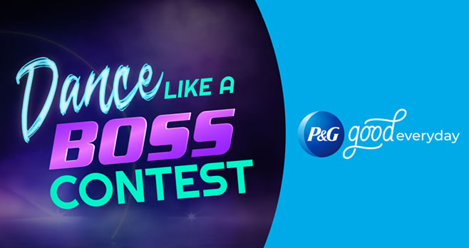 """Enter for your chance to win $10,000 in cash from #Ellen! Are you ready to dance like a Boss? tWitch and Allison have teamed with P&G's Good Everyday campaign for their new ellentube series, """"Dance Like a Boss."""" Now we want to put some good in your day!"""