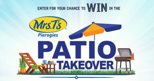 Win everything you need to make your backyard a family fun-zone. Check out the prizes, then fill out the form below to enter for your chance to win!