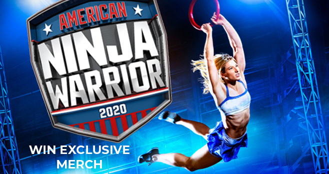 Show off your #NinjaWarriorFamilyFun with ANW Nation for your chance to win exclusive season 12 tour merchandise. While we all anxiously await season 12 of NBC's show, we want to see how you and your family are keeping American Ninja Warrior in your life! Have you put together an over-the-top backyard course? Who has the best Matt and Akbar impressions? Did you invent Ninja Warrior: Cat Edition?